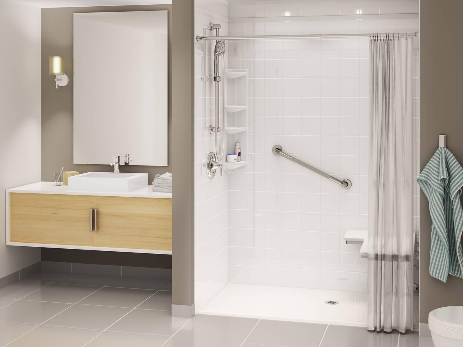 Safe Showers